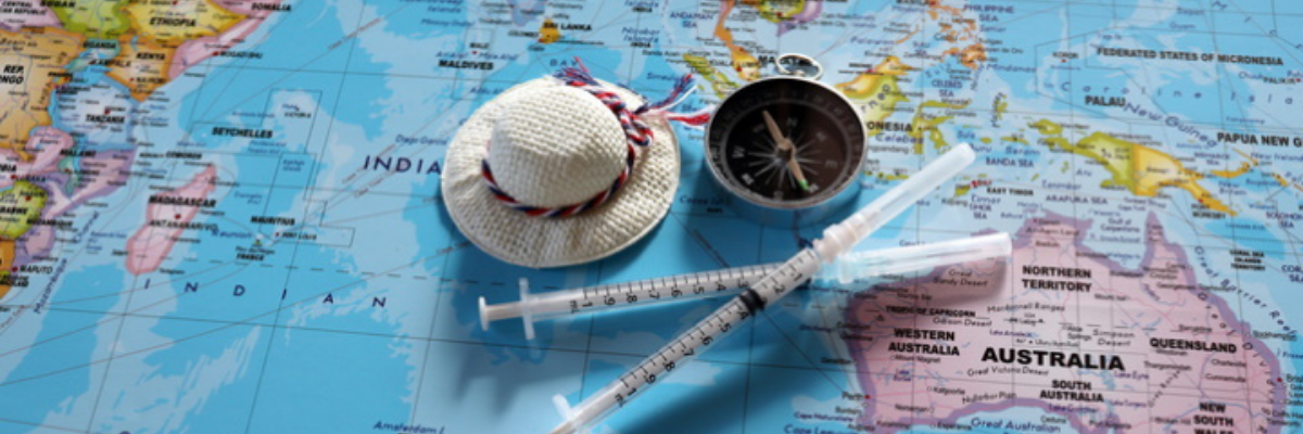 countries open for vaccinated travelers