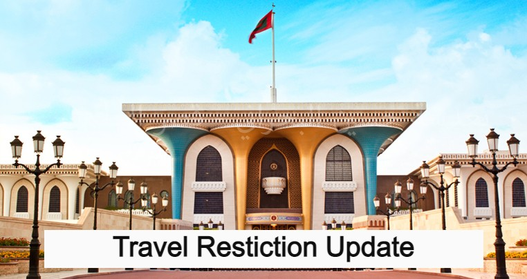 Oman reopens for tourism: update on Travel Restriction