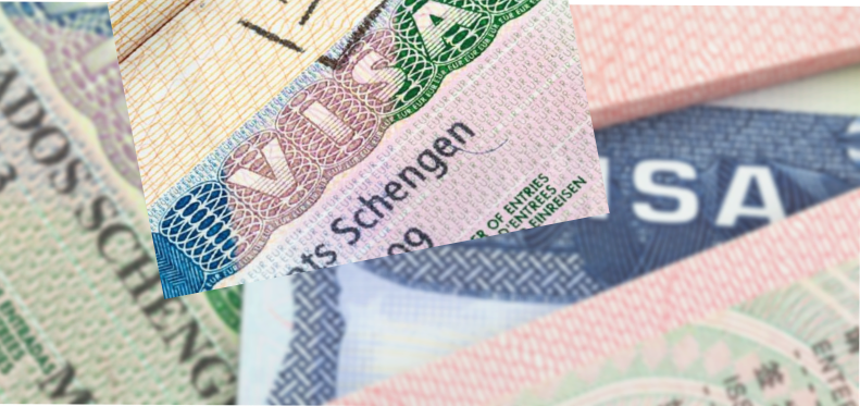 The Schengen and USA visa fee will increase